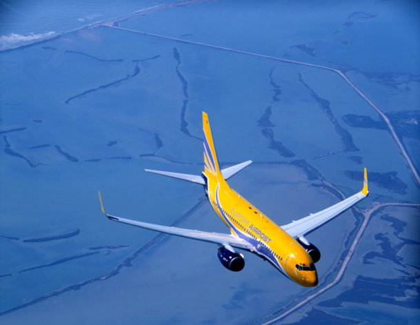 Boeing 737-700 d'Europ Airpost - Photo Europe Airpost