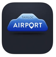 L'application Taxiloc Airport est disponible gratuit sur l'Appstore - Capture d'écran
