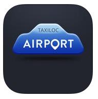 L'application Taxiloc Airport est disponible gratuit sur l'Appstore - Capture d'écran