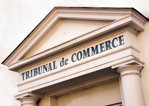 Le Tribunal de Commerce de Paris estime que les 4 société placées en liquidation judiciaire représentent une seule et même entité - DR : © Richard Villalon Fotolia.com