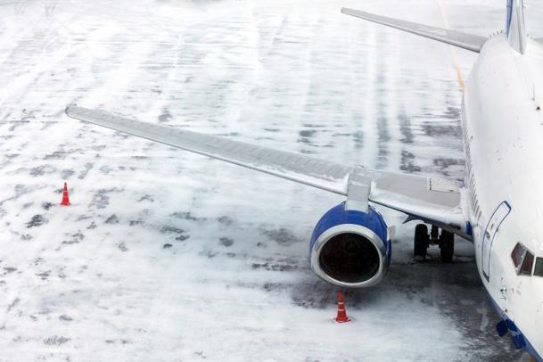 Les chutes de neige perturbent lourdement le trafic aérien des Etats-Unis - DR : © maxoidos Fotolia.com