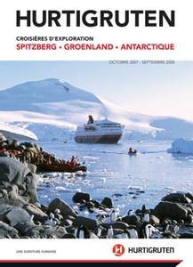 Le nouveau catalogue Croisières d'exploration est valable jusqu'en septembre 2008