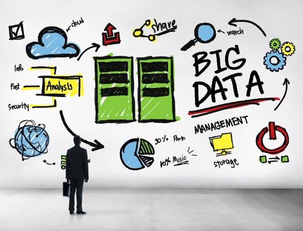 La Big Data nous envahit : comment la gérer et comment faire face aux changements structurels qu'elle apporte avec elle ? © Rawpixel - Fotolia.com