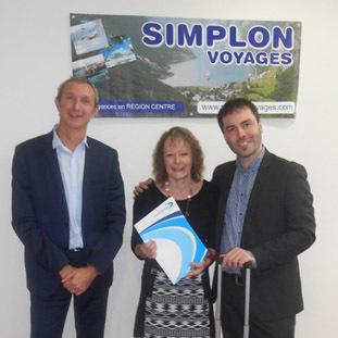 Travel Europe : P. Grillon de Voyages Simplon remporte un week-end à Dubrovnik
