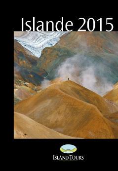 Island Tours dévoile sa brochure 2015