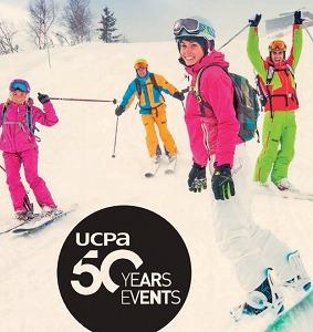 2015 marque le 50e anniversaire de la création de l'UCPA - DR