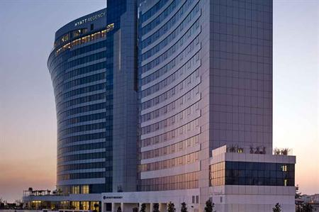 Le Hyatt Regency Istanbul Ataköy compte 284 chambres dont 30 suites - DR : Hyatt Hotels
