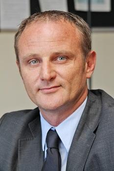 Emmanuel Brehmer, actuel Directeur Général adjoint de l'aéroport de Montpellier Méditerranée, en deviendra Président du Directoire le 26 mars 2015 - Photo DR