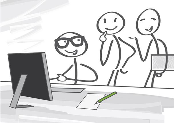 Le chargé de support outils online accompagne les agences dans leur utilisation des outils, les forme, gère les incidents éventuels, adapte les paramétrages pour que ces derniers répondent aux besoins exprimés © Trueffelpix - Fotolia.com
