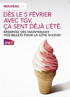 La SNCF commence l'ouverture des réservations pour l'Eté 2015 à partir du 5 février 2015 - DR : SNCF