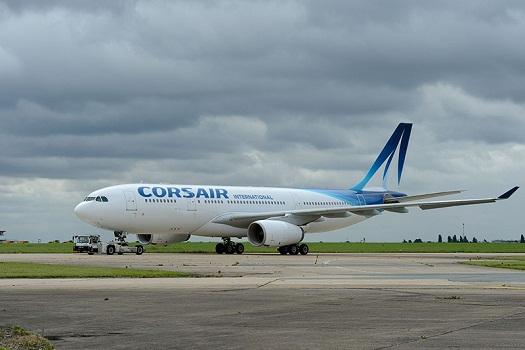 TUI France pourrait vendre Corsair à Air Caraïbes - Photo DR