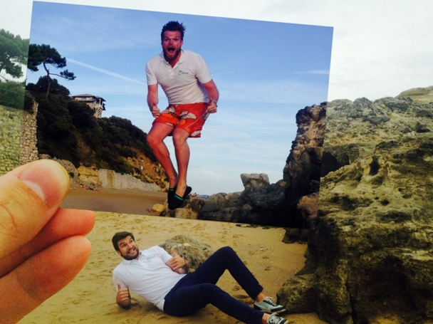 Comment creer des cartes postales avec ses propres photos ?