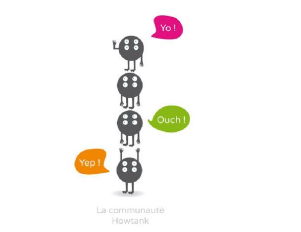 Howtank crée des liens entre les sites Internet et leurs communautés