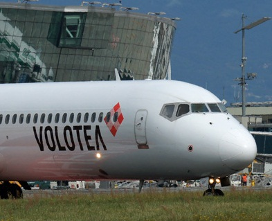 Volotea accueillera son 4 millionième passager européen à Nantes - Photo DR