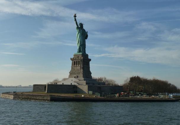 New York : Le top 7 des marchés émetteurs internationaux de touristes est par ordre décroissant : la Grande-Bretagne, le Canada, le Brésil, la France (au 4e rang mondial), la Chine, l'Australie, l'Allemagne. Photo MS.