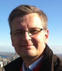 Jean Dominique Evain, directeur commercial d'IGA - DR
