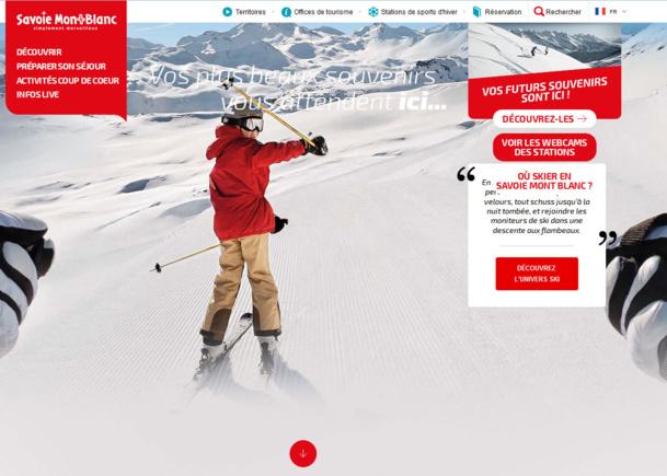 Savoie Mont-Blanc Tourisme : 75% de taux d'occupation pour les vacances d'hiver
