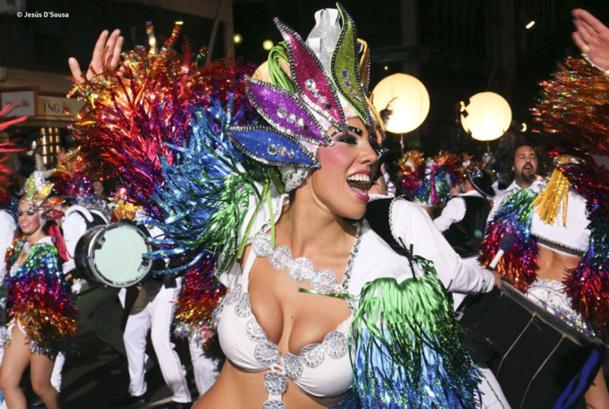 TOP of Travel propose deux packages spécialement dédiés aux carnavals - DR : Top of travel