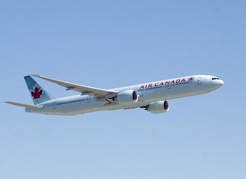 Air Canada a fait progresser son trafic et son coefficient d'occupation en janvier 2015 - DR : Air Canada