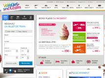 Voyages-SNCF.com : les ventes été en hausse de +15%