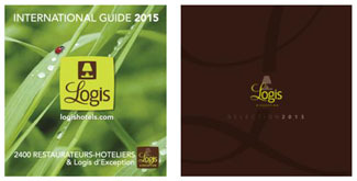Les Logis éditent leur guide international 2015