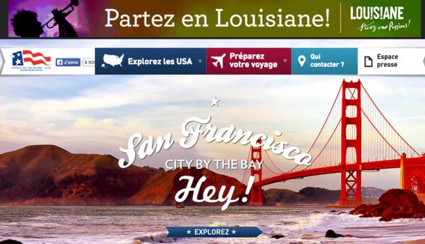 Le site de l'office du tourisme en France regorge d'informations sur les Etats-Unis. DR