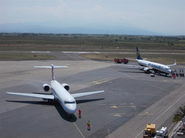 Les transporteurs d'Europe affichent une hausse de 5,7 % du trafic international en 2014 - DR : Aéroport de Perpignan