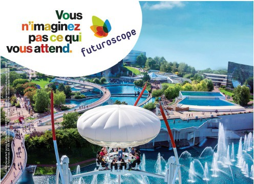 The Futuroscope is expecting to keep growing in 2015 - DR