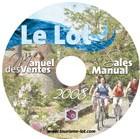 La CCI du Lot édite son manuel de vente sur CD-ROM