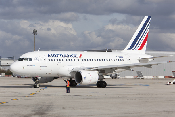 En janvier 2015, Air France - KLM a transporté 6,19 millions de passagers, réalisant une hausse de +1,4% de son trafic - DR : Claire-Lise HAVET, Air France