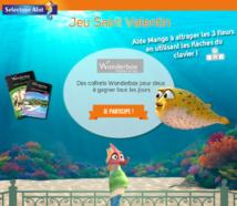 Selectour Afat lance un jeu concours pour la Saint Valentin