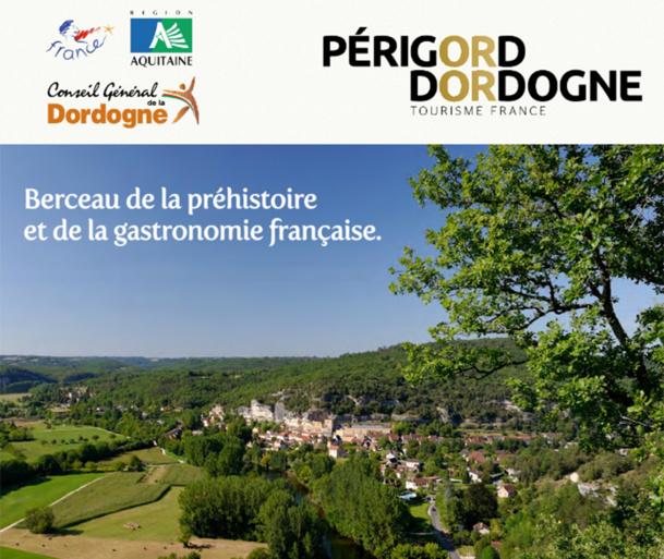 Le manuel des ventes Dordogne Périgord est disponible en français et en anglais - DR : CDT Dordogne