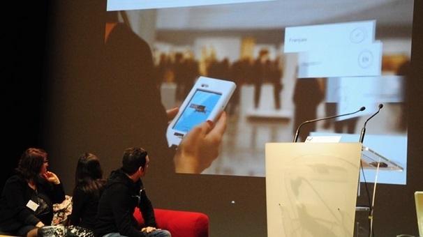 Le premier prix Patrimone & Innovation(s) a été remis à l'occasion des 6e Rencontres Nationales Culture et Innovation(s). 3 gagnants ont été désignés dans les catégories « Site Internet », « Application mobile » et « Autres dispositifs ». © LaVillette et Clic France