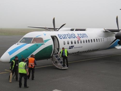 EuroLOT ne volera plus à partir d'avril 2015 - Photo DR