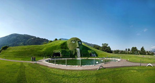 Les Mondes du cristal Swarovski à Wattens entrent dans leur 20ème année d'existence ©Swarovski Kristallewelten