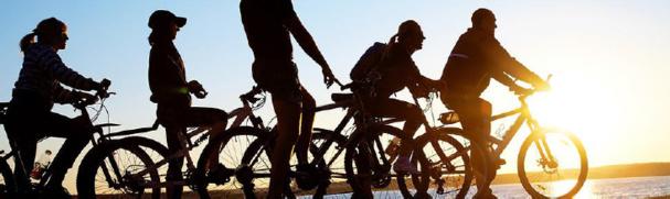 Les séjours de Une Balade à Vélo sont accessibles à tous les âges et tous les niveaux - Photo Une Balade à Vélo
