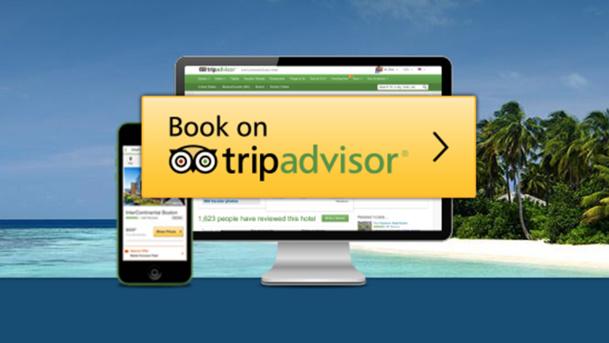 Accor vient de rejoindre le service TripConnect de TripAdvisor qui permet d'effectuer des réservations directement sur l'application et le site de TripAdvisor. © TripAdvisor