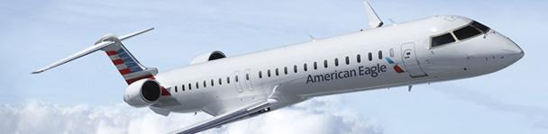 La mise en service de ces appareils, sous la marque American Eagle, commencera en novembre 2015 et tous seront reçus d'ici août 2016 - DR : PSA Airlines