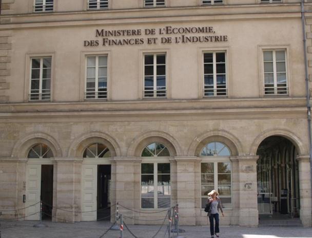 A Bercy, au ministères des finances, la DGCCRF livrait les chiffres de son bilan 2014. Le tourisme était l'un des secteurs phares de la fraude cette année avec pratiques des comparateurs de prix et des hôtels.  © Pierre Rudolf
