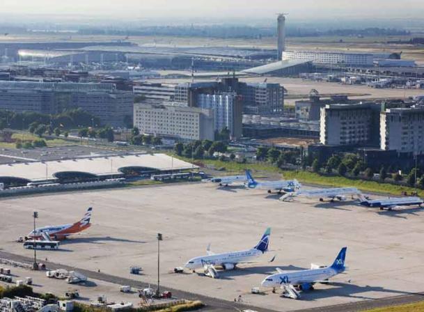 LUIDER, Emile - LA COMPANY pour Aéroports de Paris