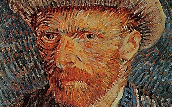 Autoportrait de Van Gogh - DR