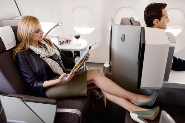 La nouvelle classe affaires d'Iberia, l'un des éléments clés dans la nouvelle stratégie de la compagnie. DR-Iberia.