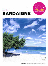 Rev Vacances édite un hors série dédié à la Sardaigne