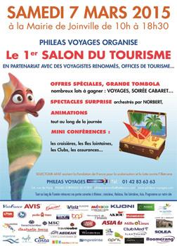 Phileas Voyages organise le 1er Salon du Tourisme Grand Public du Val de Marne