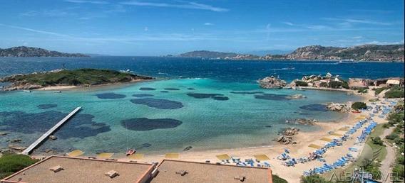 Le nouveau resort d'Albatravel est le seul de l'île de la Maddalena, en Sardaigne - Photo Albatravel
