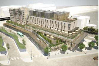 Le premier hôtel Okko Hotels en Île-de-France ouvrira ses portes en 2016 à Rueil-Malmaison - DR : Okko Hotels
