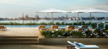 Le JW Marriott Venise Resort ouvrira le 19 mars prochain - DR : Marriott Hotels