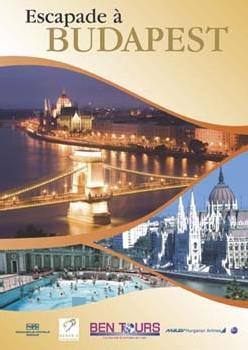 Flyer Escapade à Budapest