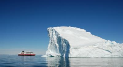 L'offre de surclassement d'Hurtigruten est disponible sur les croisières de la compagnie en Islande et au Groenland - DR : Hurtigruten
