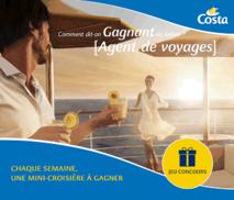 Challenge Costa Croisières : des mini-croisières en Méditerranée à gagner